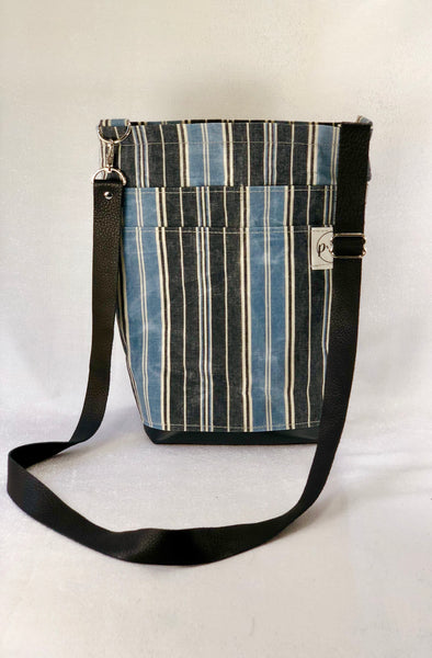 Striped Purse Of Pockets - the pop company