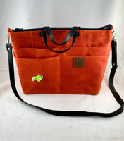 Pet Owner's Purse orange - the pop company
