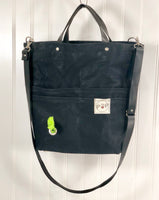 Classic black Pet Owner's Purse - the pop company