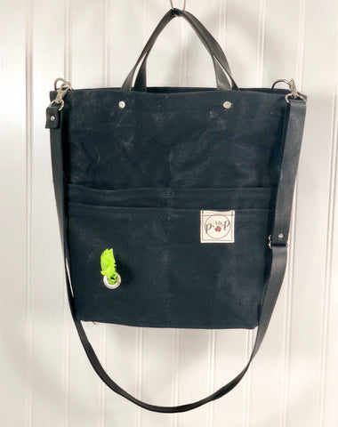 Classic black Pet Owners Purse
