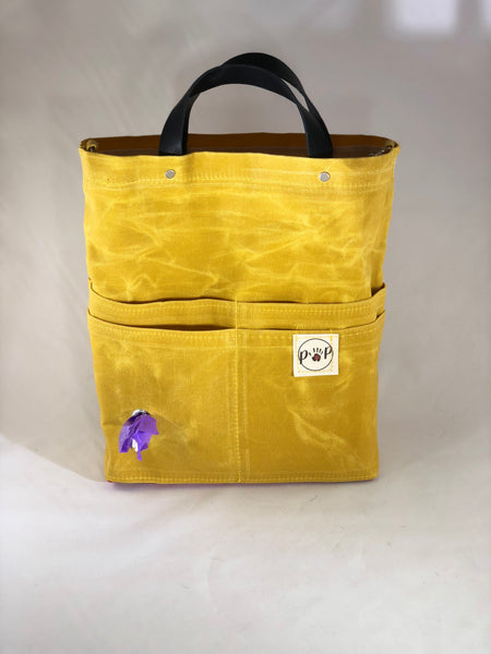 Marigold Pet Owners Purse with backpack option