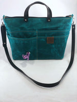 Travelers Pet Owners Purse Peacock - the pop company