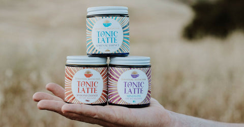 Essential Medicina Tonic Latte Trio