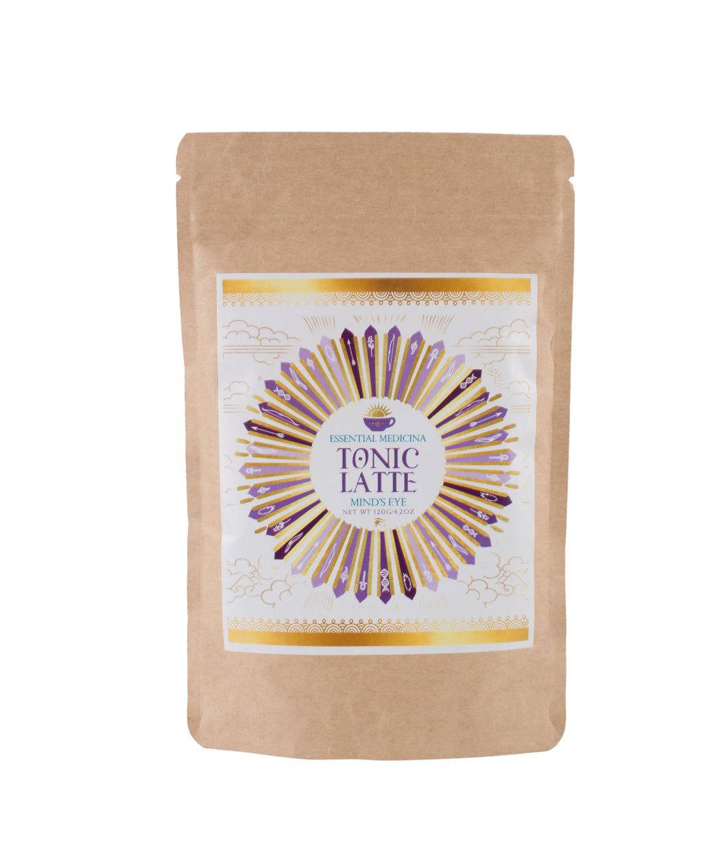 Mind's Eye Tonic Latte Blend 120g/4.2oz (~48 servings)