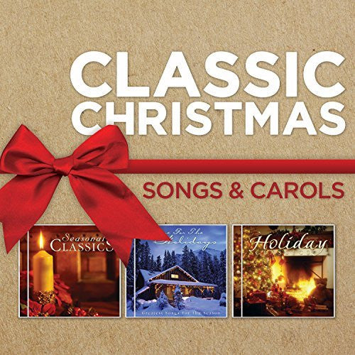 Classic Christmas Songs & Carols