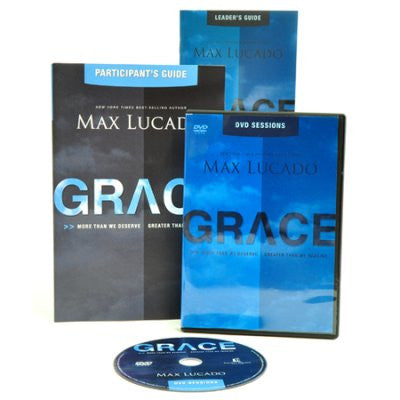 Grace: DVD Based Study Pack