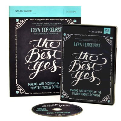 The Best Yes: DVD-Based Study Pack