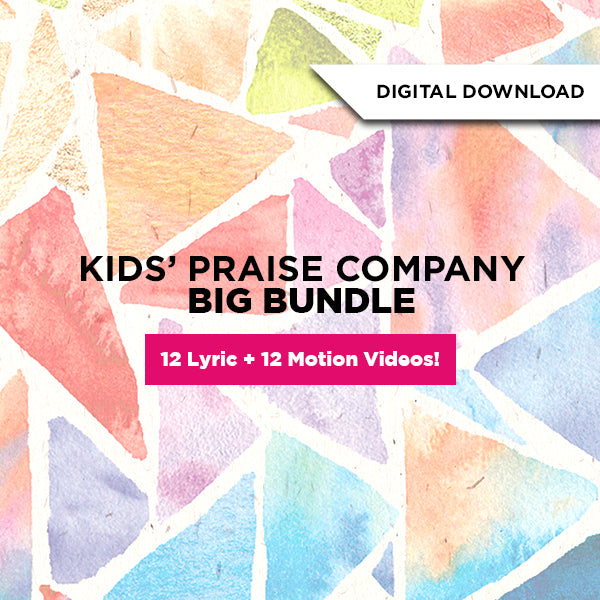 Kids' Praise Company BIG Bundle