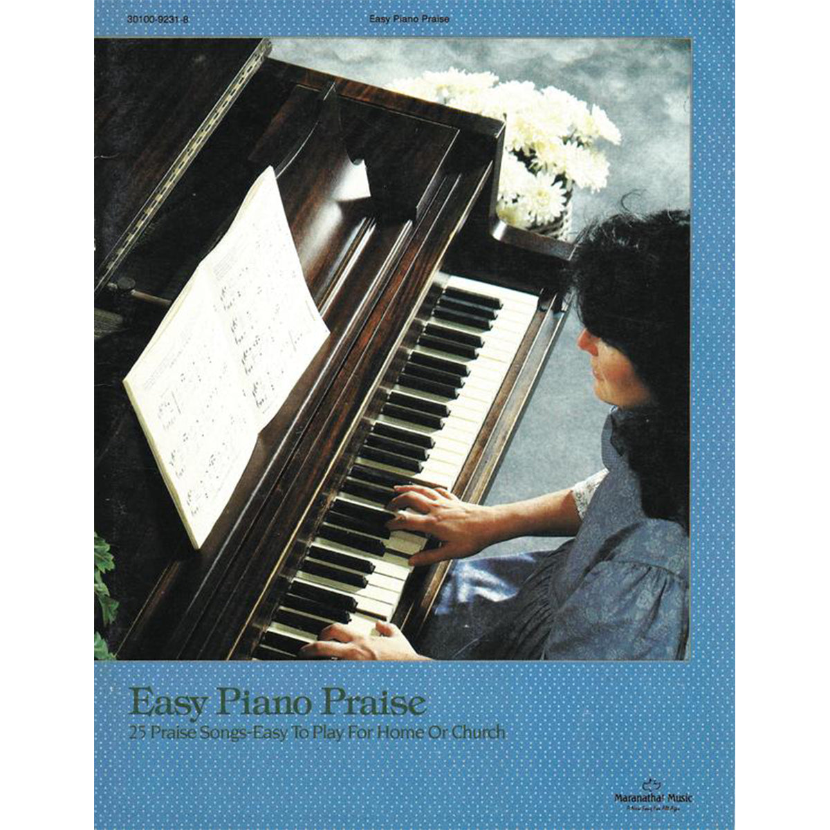 Easy Piano Praise Songbook (Download)