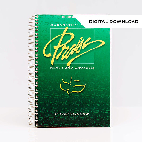 Classic Hymns & Choruses Songbook (Digital Download)