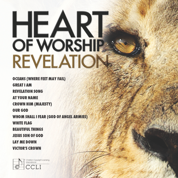 Heart of Worship: Revelation