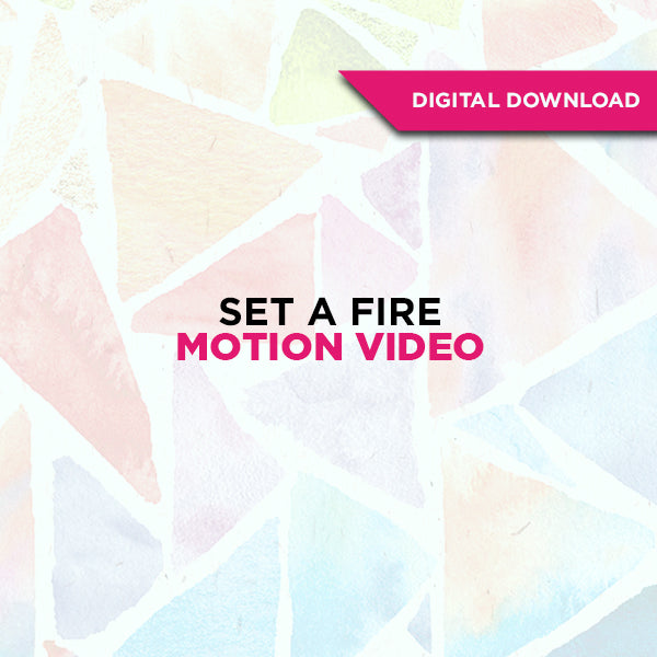 Set A Fire Motion Video