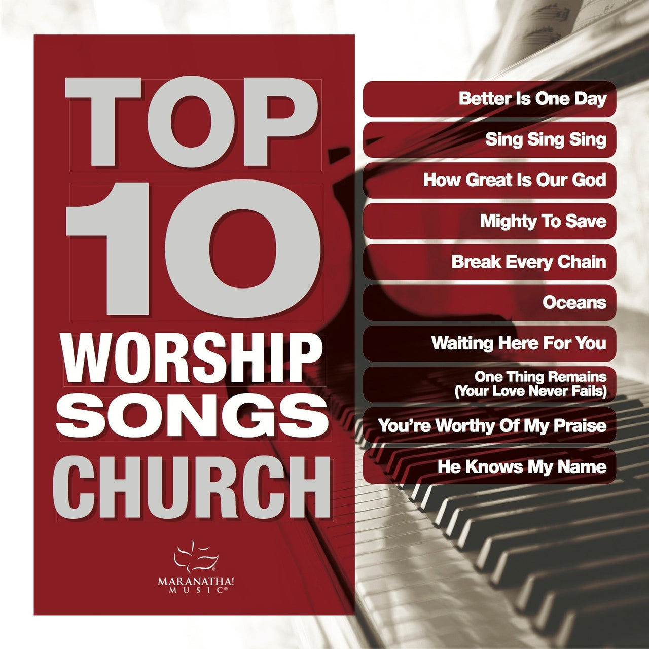 Top 10 Praise Songs: Church