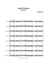 Verdi Anvil Chorus Clarinet Choir