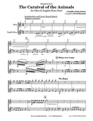 1_55d48ab1 c4cc 472c b06d 1ef2e388b973_large?v=1487649830 carnival of the animals oboe english horn duet whichpond music Parts of the English Saddle and Bridle at readyjetset.co
