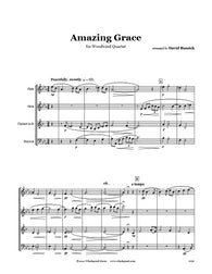 Amazing Grace Wind Quartet