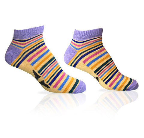 Women's Mini Crew Cancer Socks