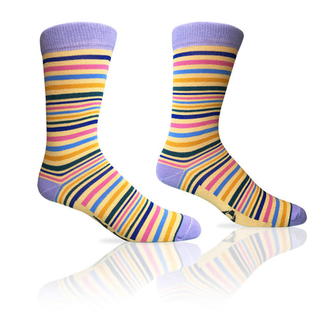 Men's Crew Cancer Socks