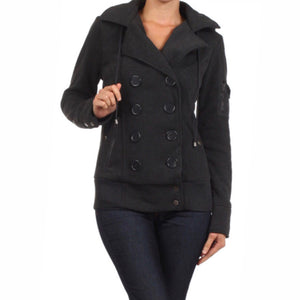 Annabella Charcoal Jacket