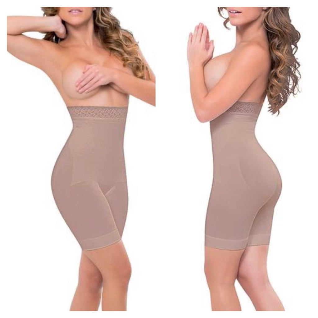 Nude Strapless Seamless Body Shaper (S-XL)