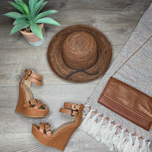 Vacay Vibes Straw Hat