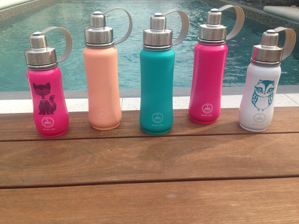 How to Use Your Green's Your Colour Insulated Bottle