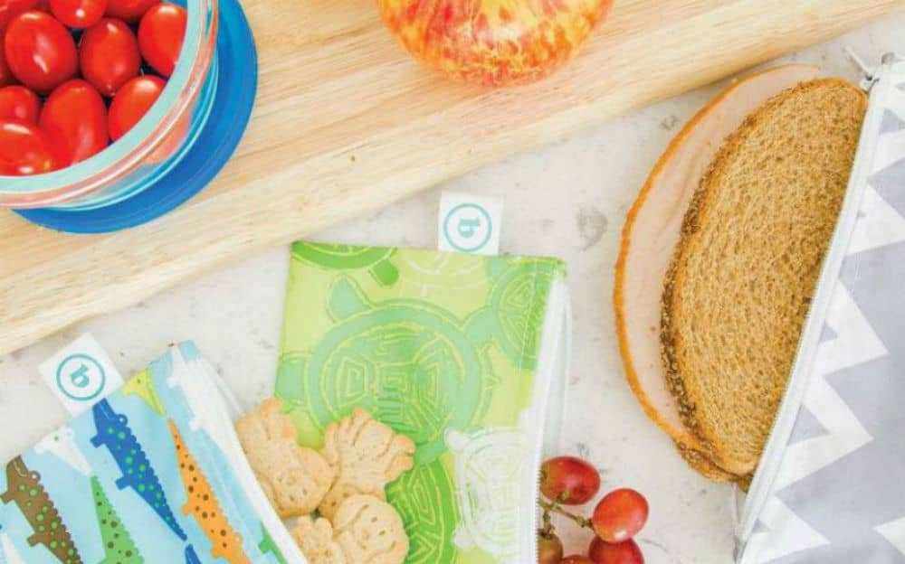 The Mercury News: How to Pack an Eco-Lunchbox...