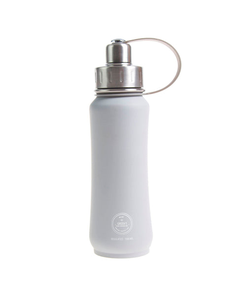 500 ml Rock Steady light grey triple insulated vacuum stainless steel leak-proof water bottle