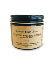 WHIPPED AVOCADO FACE BUTTER