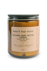 WHIPPED BODY BUTTER CITRUS