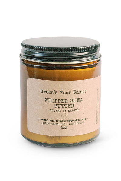 WHIPPED PURE SHEA BUTTER