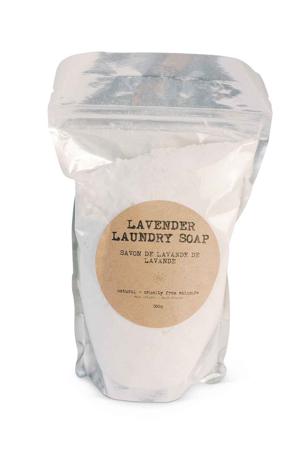 Lavender Laundry Soap