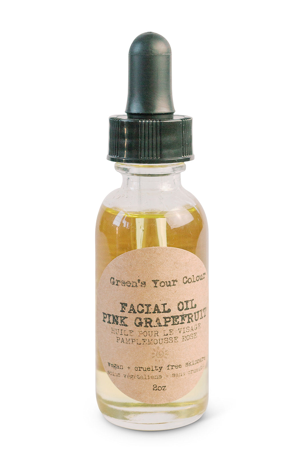 FACIAL OIL PINK GRAPEFRUIT