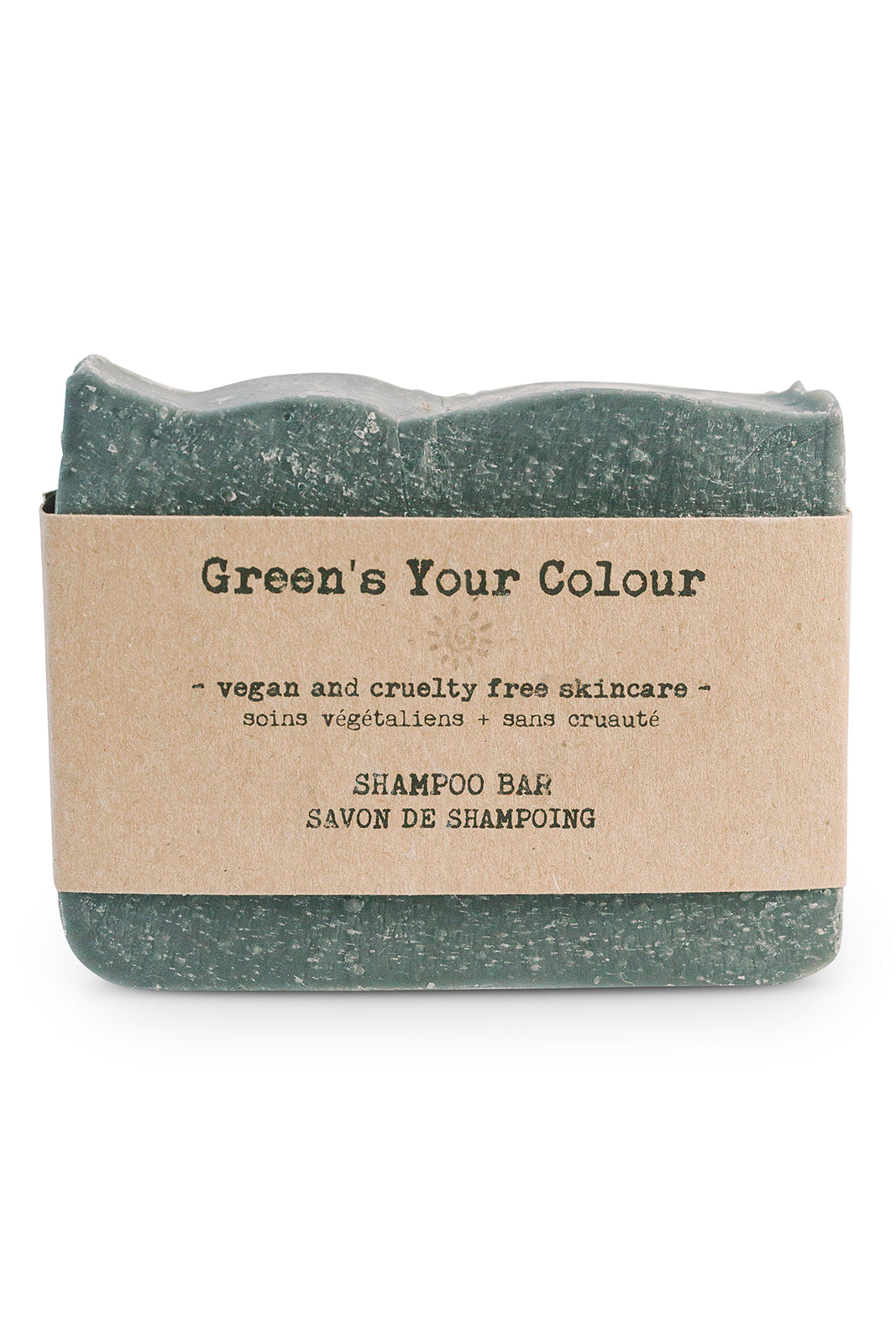 NATURAL SHAMPOO BAR (NOT VEGAN)
