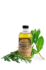 COMPOSITION BODY OIL ROSEMARY + MINT