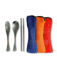 Stainless Steel Travel Utensils