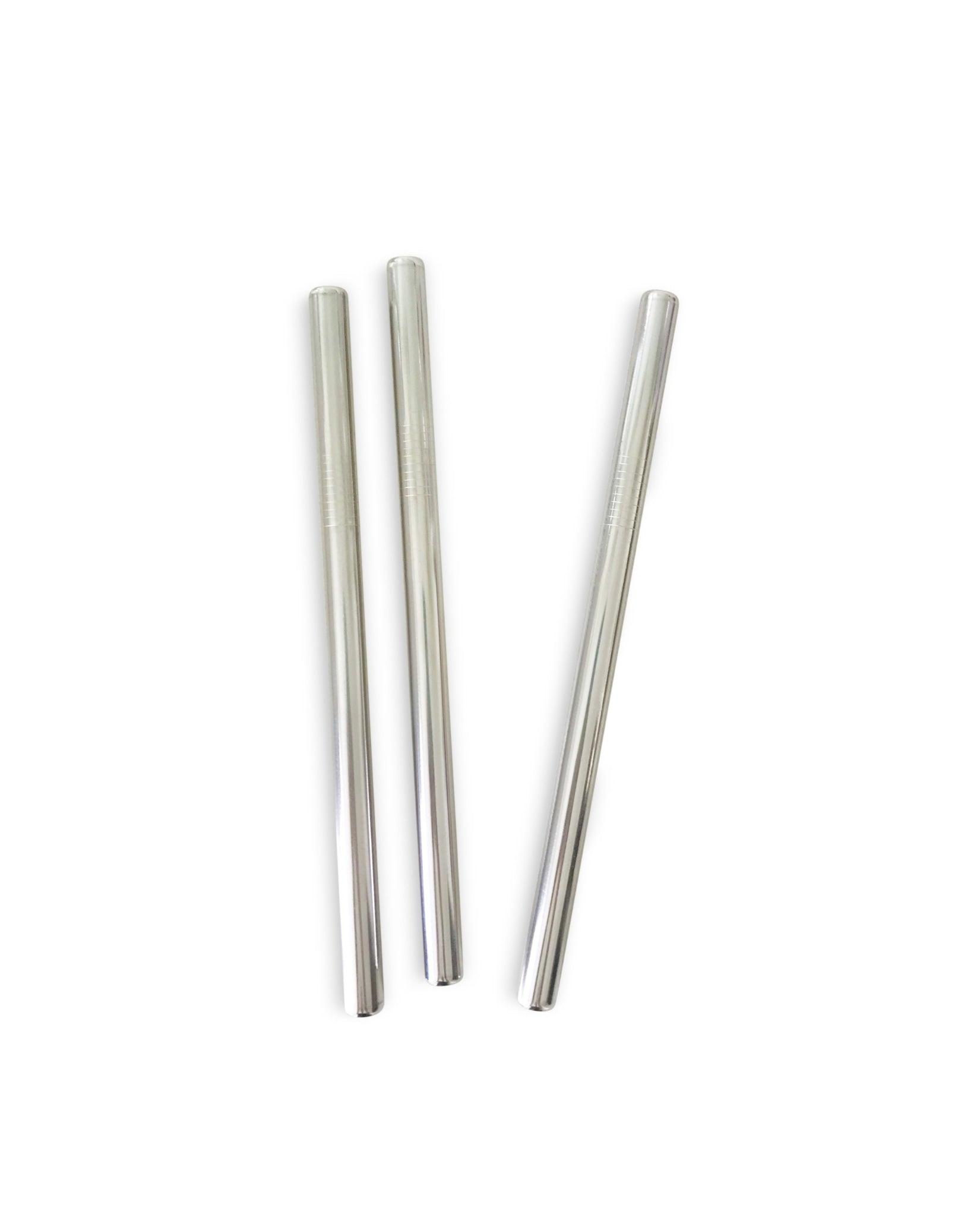 Stainless Steel Smoothie Straw 8.5""