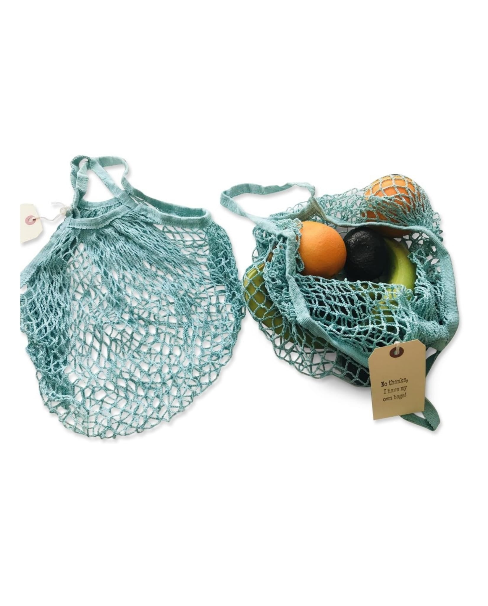 Stretchy Woven Cotton Bag