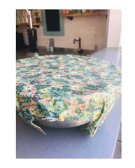 ULTIMATE BEESWAX WRAPS 4 PACK 'VINTAGE FLORAL'