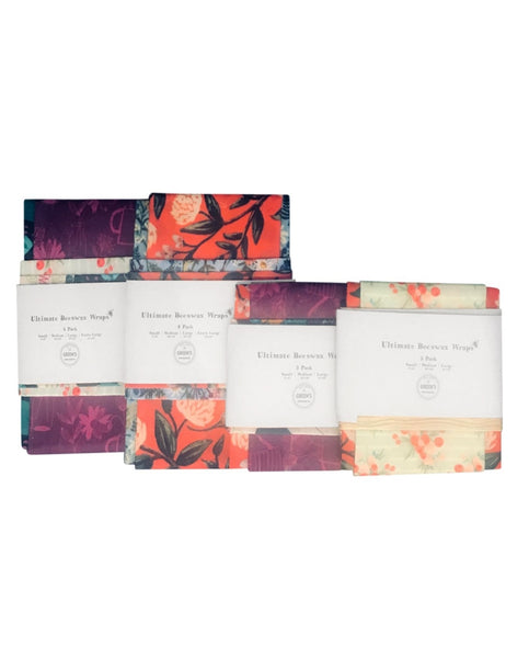 ULTIMATE BEESWAX WRAPS VARIETY BUNDLE