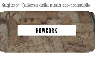 HowCork Featured by Sustainable Fashion Blogger in Italy