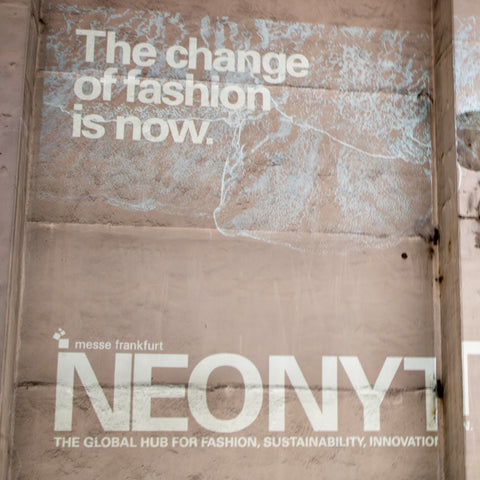 Neonyt Change of Fashion is Now