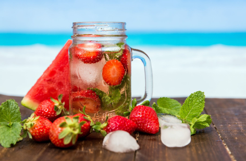 Stay Hydrated During Summer with Cold Drinks