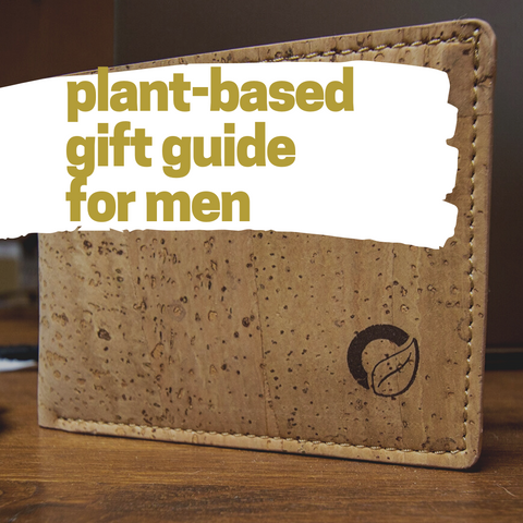 HowCork Plant-Based Gift Guide For Men
