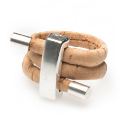 Cork Ring with Metal Bar - HowCork