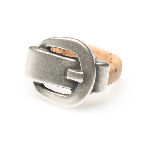Cork Buckle Ring