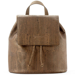 Brown Cork Backpack - HowCork