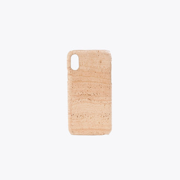 Cork iPhone X Cell Phone Case