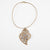 Azulejo Long Cork Necklace