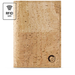Cork Passport Wallet | HowCork - The Cork Marketplace